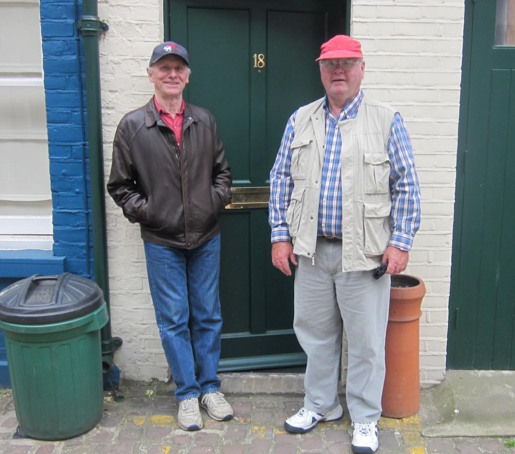 0030 Archie's Doorway