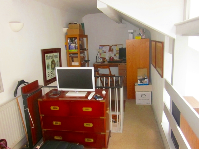 0135 Archie's Loft Bed Room