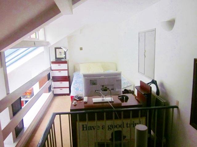 0140 Archie's Loft Bed Room