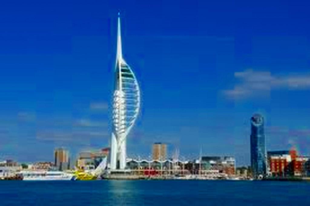0155 Portsmouth Spire