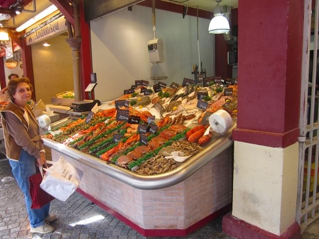 0570 Deauville Fish Market