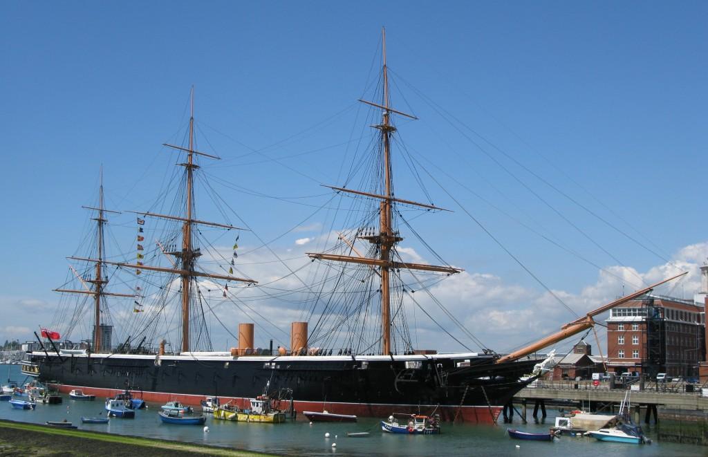 0305 HMS Warrior