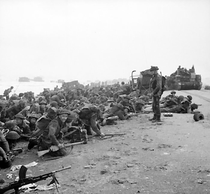 0626 Sword Beach 6 June