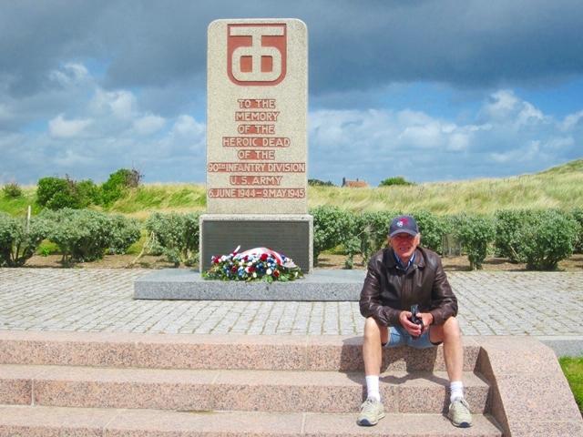 1210  Utah - 90 Inf Memorial