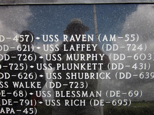 1265  Utah - Navy Memorial