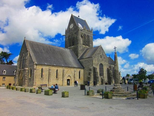 1300 Ste Mere Eglise Church