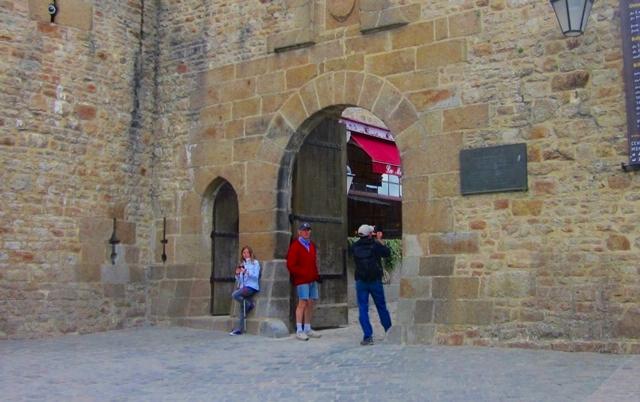 1510 Mt St Mich Entrance