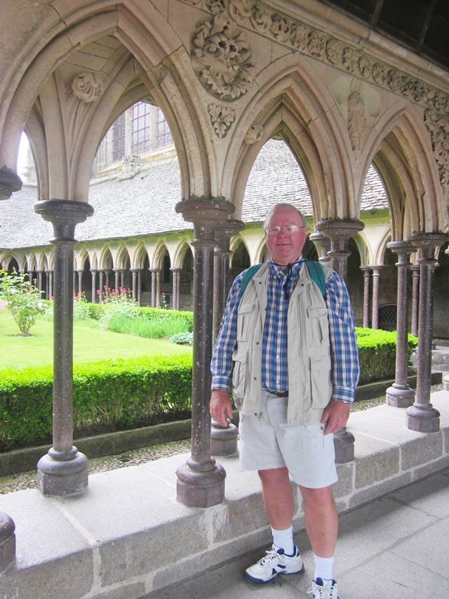 1650 Mt St Mich Cloister