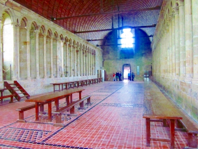 1660 Mt St Mich Refectory