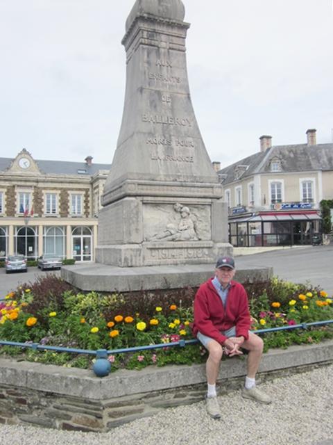 1810 Balleroy Monument