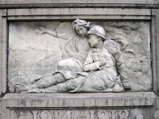1820 Balleroy Monument