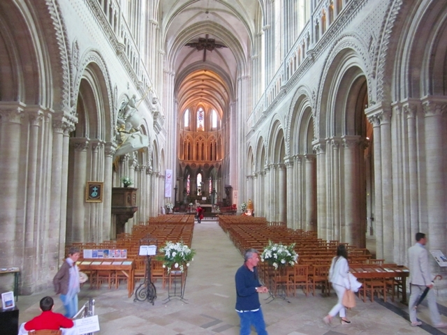 1890 Bayeux Cathedral