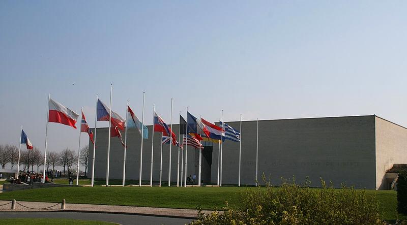 1980 Caen Memorial Museum