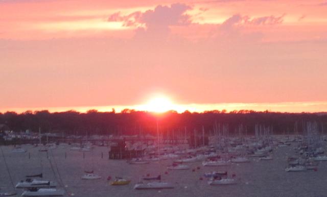 2080 Portsmouth Sunset