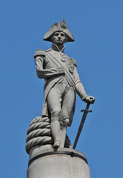 3400 London Nelson Statue