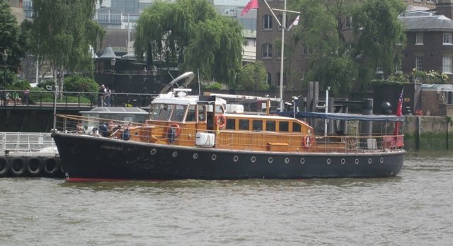 3620 London MV Havengore