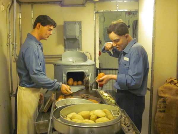 4030 Thames HMS Belfast Mess Cooks