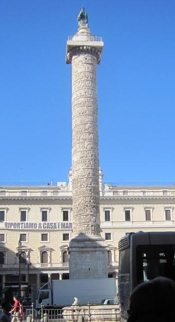 0105  Column of Marcus Aurelius