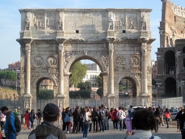 0215 Constantine's Arch