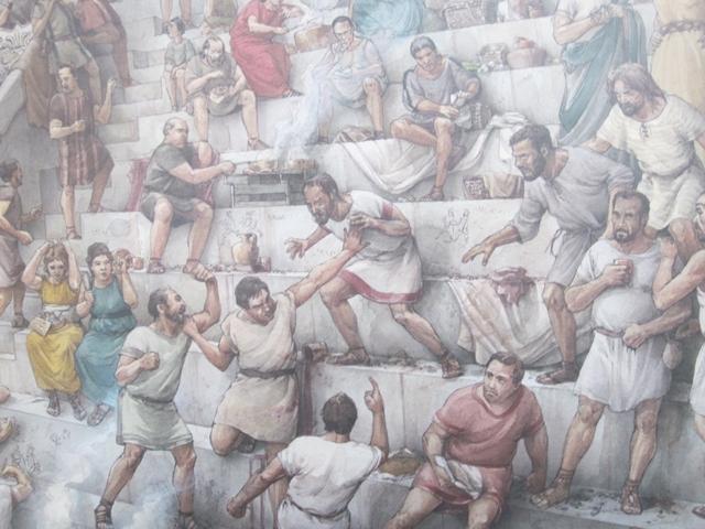 0235 Colosseum Fans