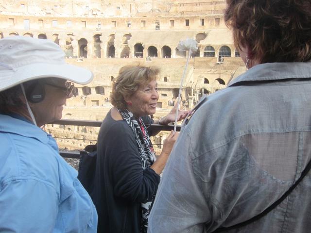 0270 Colosseum Guide