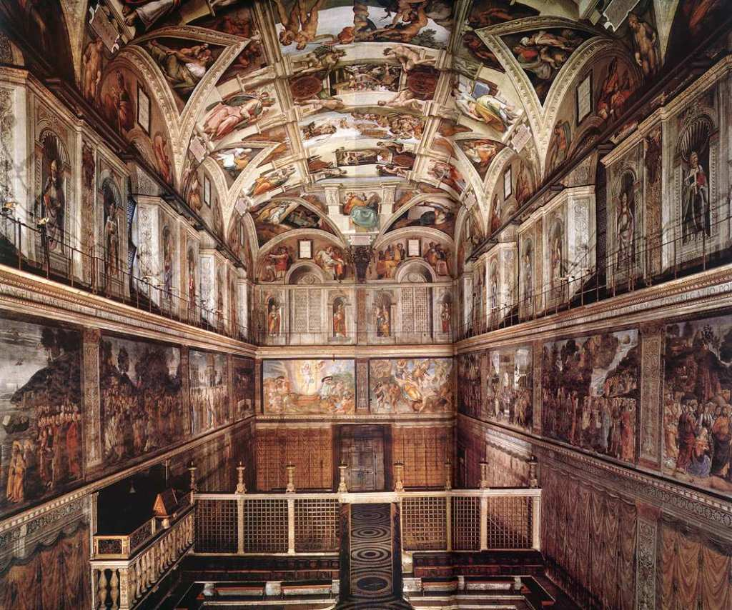 0476 Sistine Chapel
