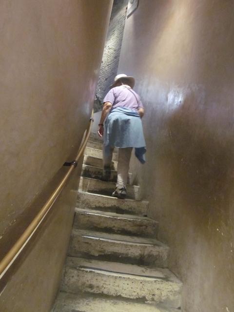 0615 Fort Sant Angelo Stairway 2