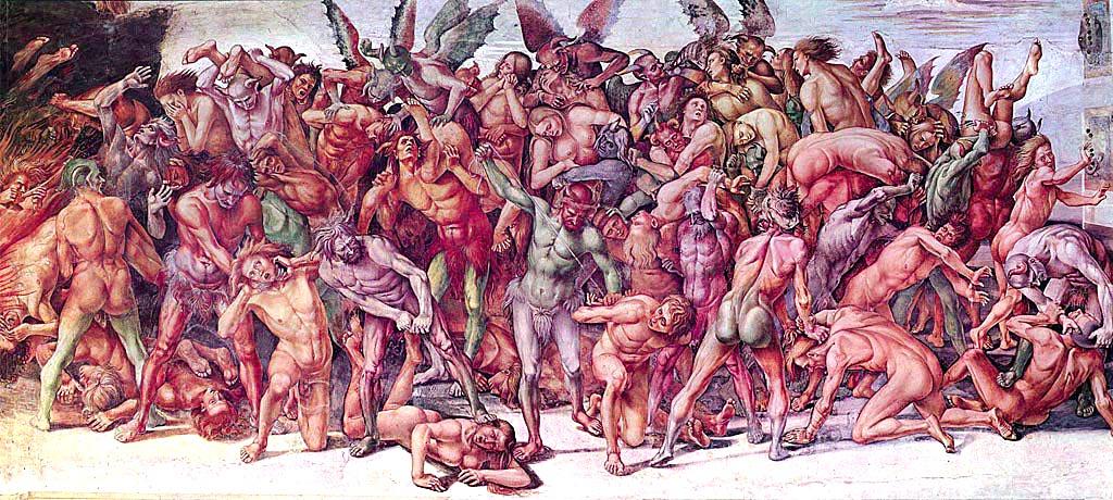 0697 Orvieto Duomo Fresco 2