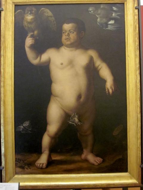 1035 Florence Ufizzi Art 15A