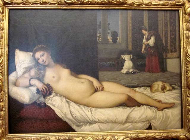 1040 Florence Ufizzi Art 16