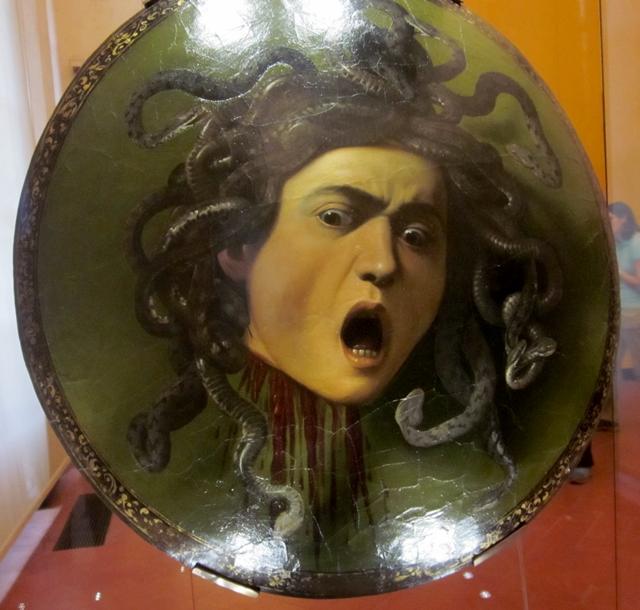 1045 Florence Ufizzi Art 17