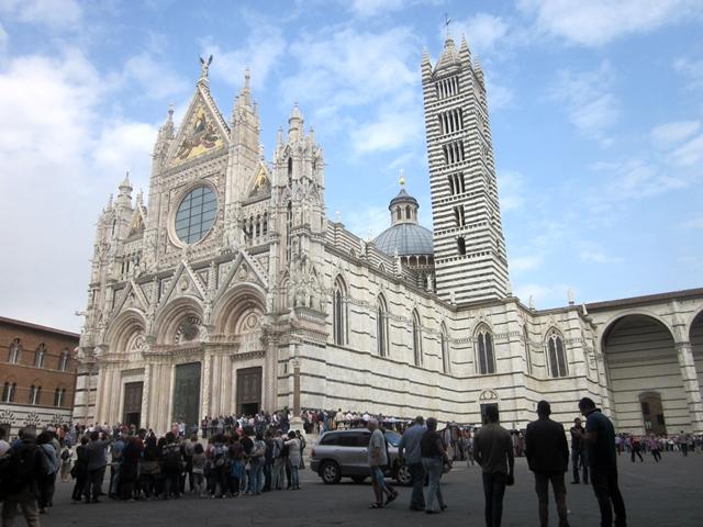 1130 Siena The Duomo