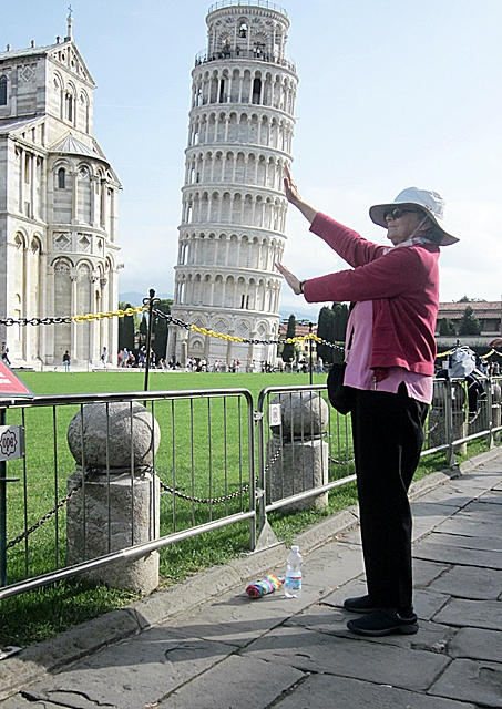 1215 Pisa Tower & MA 2