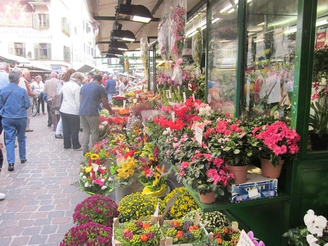1810 Bolzamo Flower Stall