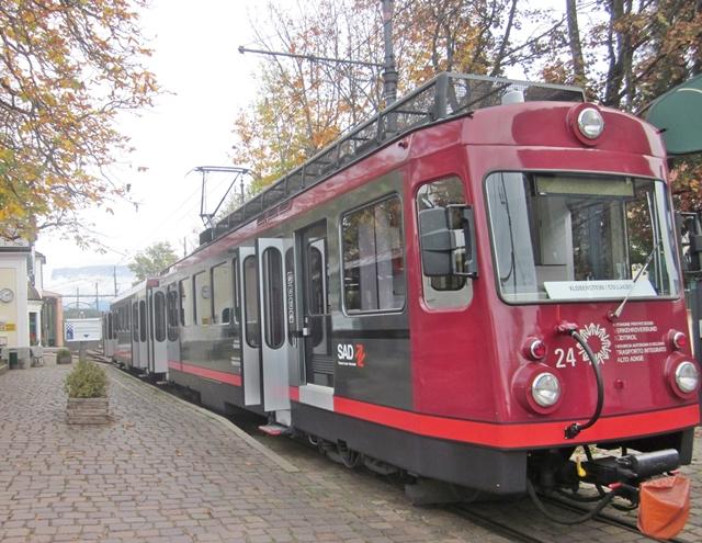1850 Oberbolzamo Train
