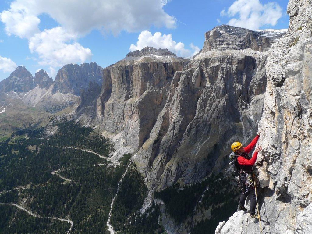 3126 Dolomite Val Gardena Climb