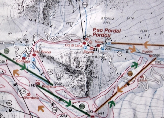 4005 Dolomite Map