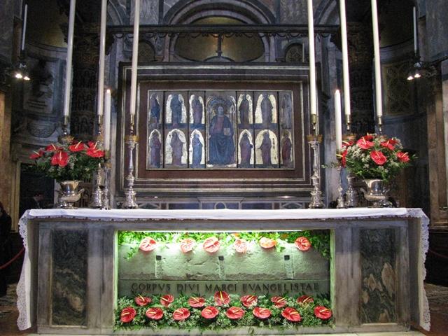 4392 Venice St Marks Altar