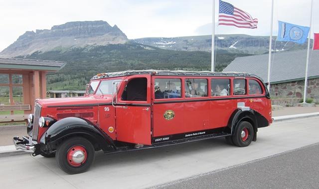 1180 Glacier Park Bus