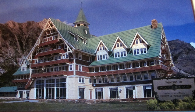 2050 Waterton POW Hotel