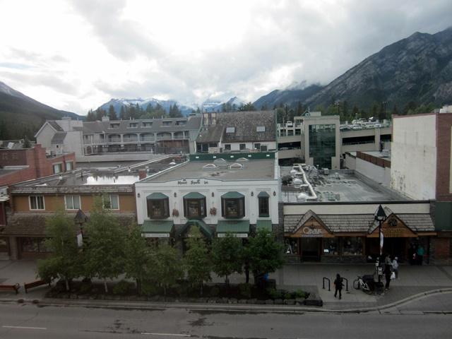 3055 Banff Hotel View
