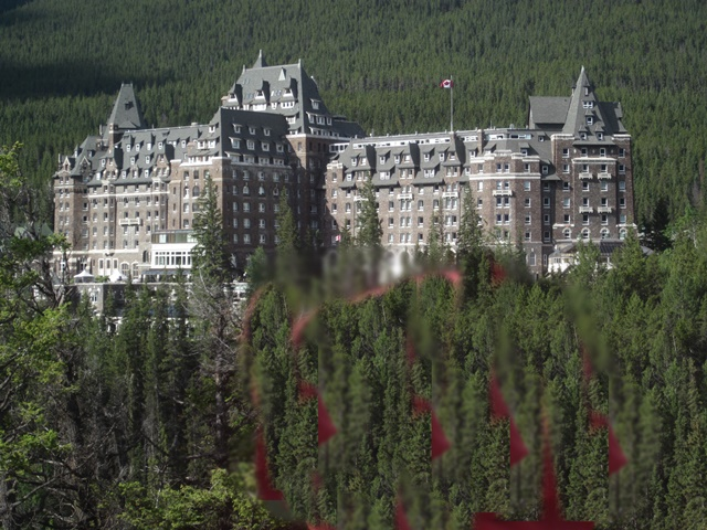 3060 Banff Fairmont Hotel
