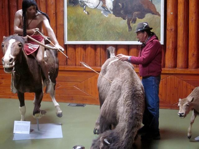 3090 Banff Buffalo Hunt