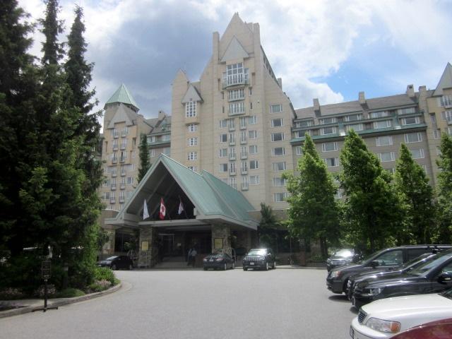 6080 Whistler Fairmont Hotel