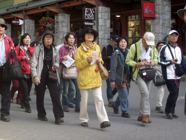 7000 Whistler Stroll Tourists - Copy