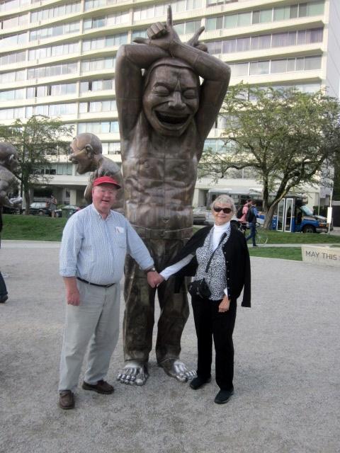 7080 Vancouver Tourists